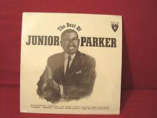 THE BEST OF JUNIOR PARKER RARE SEALED ABC/DUKE LABEL BLUES LP