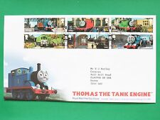 2011 Thomas Tank the Engine Royal Mail First Day Cover Tallents House SNo44779