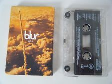 BLUR M.O.R. CASSETTE TAPE SINGLE EMI UK 1997