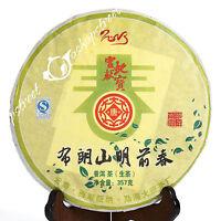 2013 yr Yunnan BuLang Mount. MingQian Early Spring puer Pu'er Puerh Tea Raw Cake