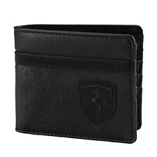 Puma Ferrari  Lifestyle Wallet - Black