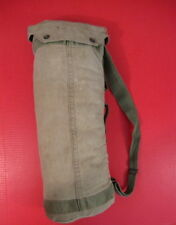 "WWII Era US Army M6 Rocket Carrier Bag for 2.75"" Bazooka Rockets - OD w/Dividers"