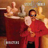 WONDER Stevie - Characters - CD Album