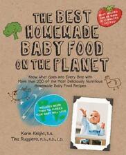 Il migliore fatto in casa Baby Food sul pianeta: sapere cosa va in ogni morso con T