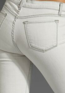 NWT WOMEN'S J BRAND MID-RISE SKINNY JEANS SIZE: 25 *ARTIC
