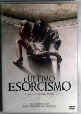 L'ULTIMO ESORCISMO - Stamm DVD Fabian Herthum Bell Jones