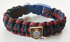 Royal Engineers Paracord Armband