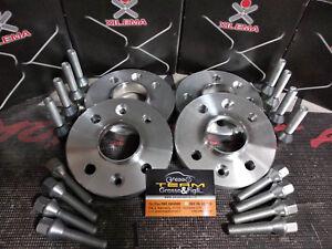 4 Distanziali Ruote Citroen C2 C3 PEUGEOT 207 206 307 20 mm Bulloni Kit Completo