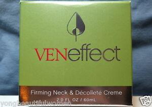 VENeffect Firming Neck and Decollete Creme, 60ml / 2 fl/oz BRAND NEW IN BOX