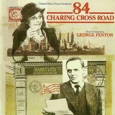 84 CHARING CROSS ROAD CD GEORGE FENTON SOLD OUT SOUNDTRACK