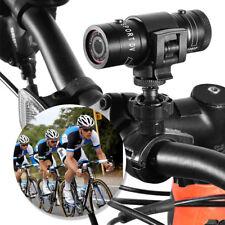 Caméra 1080P HD Mini 12MP Casque Sport Étanch Video Action DV Cam Caméscope Noir