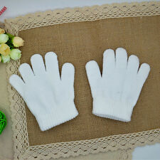 NEW Kids Gloves Child Winter Warm Knitted Mittens Comfy Gorgeous Mitts
