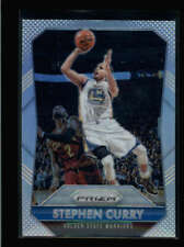 STEPHEN CURRY 2015/16 PANINI PRIZM #170 SILVER PRIZM PARALLEL FC2119
