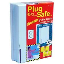 Plug Safe Decorator Outlet Covers For Child Proofing Your Home