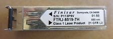 Finisar FTRJ-8519-7H 1000BASE-SX 850mm SFP Fiber Transceiver Module