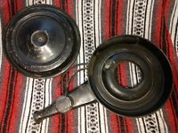 GM 4 Barrel Air Cleaner Pontiac Buick Oldsmobile Chevrolet AC Auto Therm OEM GM