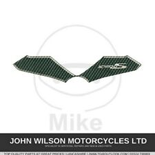 BMW K1200S 2005-2008 Carbon Top Yoke Fork Protector Sticker Cover