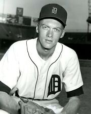 JIM BUNNING BASEBALL HALL OF FAMER DETROIT TIGERS - 8X10 SPORTS PHOTO (ZY-932)