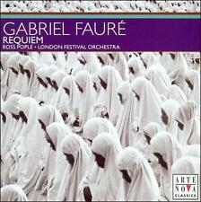 FREE US SHIP. on ANY 3+ CDs! NEW CD : Gabriel Fauré: Requiem
