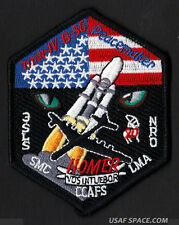 TITAN IV B-36 - HOMER - PEACEMAKER - NRO - CCAS 3SLS SMC LMA USAF LAUNCH PATCH