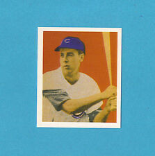 1949 Bowman Harry Lowrey Chicago Cubs #22 Baseball Card