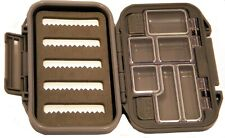 Jig Case with Compartments Ice Fishing Tungsten Jigs