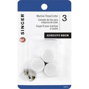 Singer Machine Thread Cutter Set (Adhesive Back)