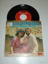"FRANK & MIRELLA - De Verzonken Stad - 1979 Dutch 7"" Juke Box vinyl single"
