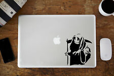 "Banksy Reaper Decal Sticker for Apple MacBook Air/Pro 11"" 12"" 13"" 15"""