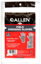 *New* 2 Packs - Allen Field Dressing Gloves (2 pairs per pack) *Fast Shipping*