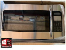 Galanz 1.9 Over the Range Microwave Oven Stainless STEEL, P100D56AL-JA  F1.12MG2