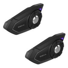 SENA 30K Bluetooth Headset Doppel-Set Motorrad Roller Kommunikationssystem NEU