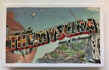 DC Worlds Finest Collection Box WONDER WOMAN Themyscira Canvas Art Print