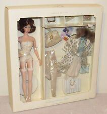 Continental Holiday Giftset Silkstone Barbie Fashion Model NRFB 2001 #55497