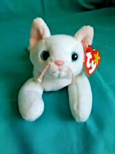 Ty Beanie Babies Flip the cat-PVC-Tapped Tush Tag