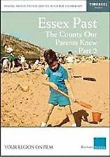 Essex Past - The Country Our Parents Knew - Part 2 New And Sealed Local History