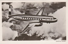 RP: KLM Airlines , The Flying Dutchman airplane , 40-50s