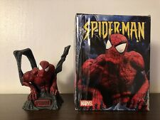 Preowned Diamond Select Spider Man 2004 Marvel Universe Bust Limited