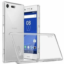 Imak Clear Crystal Hard Back Case Cover For Sony Xperia XZ Premium E5563