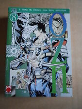 OZN vol.8 - Shiroh Ohno Planet Manga n°12   [G370H]