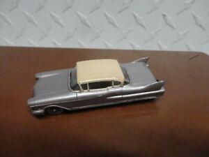 Matchbox Lesney #27 Light Lavender Cadillac Sixty Special w/Grey Wheels