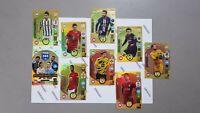 Fifa 365 Panini 2020-2021 Set Completo 9 Rare