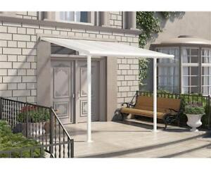 Terrassendach Alu Terrassenüberdachung Überdachung 230x230 Veranda Palram Sierra