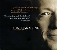 John Hammond, Jr., John Hammond Jr., John Hammond - Wicked Grin [New CD]