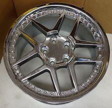 C5 Corvette,ZO6 Style Chrome Wheel,18x10.5,1997,98,99,00,01,02,03,04,New