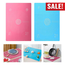 65x45cm Silicone Non-stick Baking Mat Rolling Dough Pad Pastry Kitchen Tools New