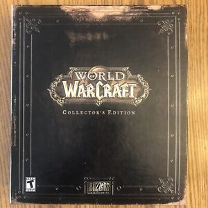 World of Warcraft 2004 Vanilla Collector's Edition 100% Complete Mint