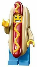 LEGO 71008 Collectable Minifigures Hot Dog Guy Series 13 Complete Set Brand New