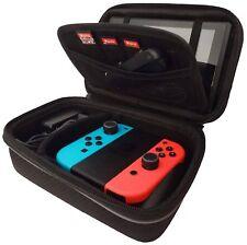 Subsonic Tragetasche für Nintendo Schalter - Schutz Hart Tragbarer Reise Carry