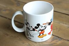Vintage 1986 Walt Dinsey Applause Mug Mickey Mouse Thru the Years